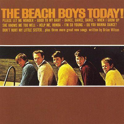 The Beach Boys - The Beach Boys Today!